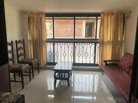 Spacious 1bedroom and 1 mini bedroom  2 bathrooms  fully furnished