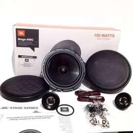 """Speaker Split JBL 6.5"""" Stage 600c 1 set Speaker Tweeter Audio Mobil"""