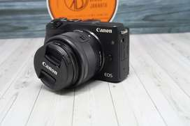 Canon m3 Hitam like new