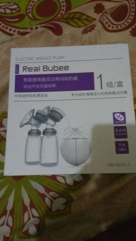 Pompa ASI Realbubee elektrik murah bun