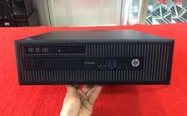 hp 600 g1  i5 4th gen  pc   fast