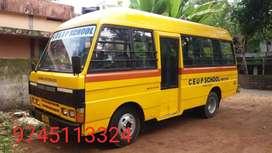 Mazda school bus