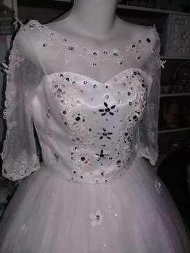 Baju pengantin eropa