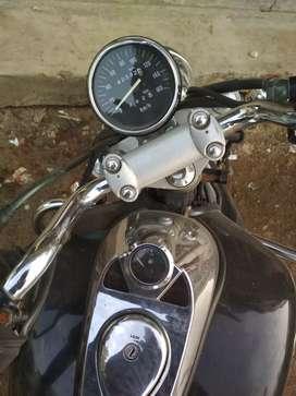 Bajaj avenger bike in good condition single handed use
