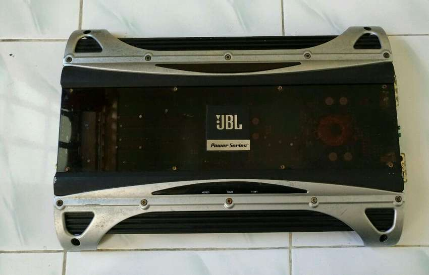 Jbl px 600.2 power amplifier 2 chanel 0