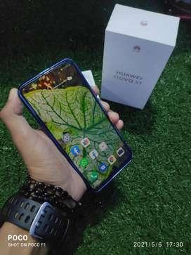Huawei nova 5t mulus ram 8/128