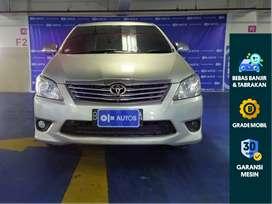 [OLX Autos] Toyota Innova G A/T 2013 Silver #JoAutoGarage