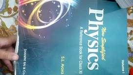 Physics Sl arora 11th