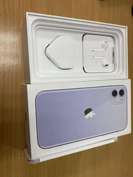 perfect condition of 11 with all accessories in 128gb get it