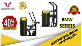 LUXURY GYM SETUP IN YOUR BUDGET