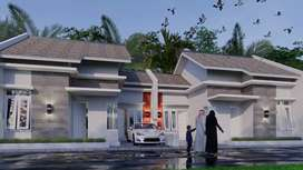 Rumah murah piyungan akses nyaman