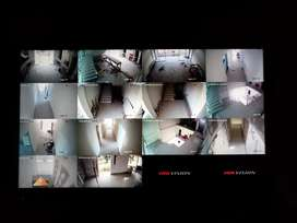 CCTV Profesional Security System Riau