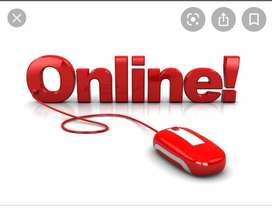 Online jobs for girls , house wifes work in home