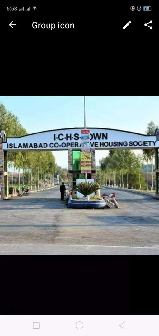 islamabad copprative housing society