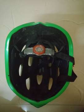 Nivea new helmet
