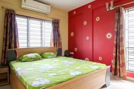 Rent of fully furnished 3 BHK flat at DashDrone, Tali Park