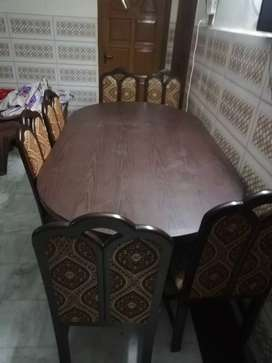 Almost new dining table for sale