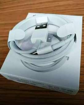 Kabel Data Original Lightining iPhone 5c Garansi