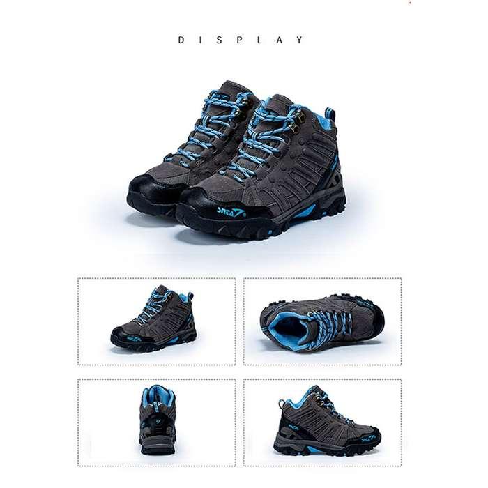 Sepatu Gunung Hiking Snta 610 Boots Hiking/Wanita Semi Waterproof 0