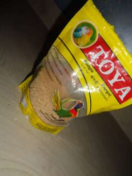 HEALTHY AND EFFECTIVE PARROTS FOOD
