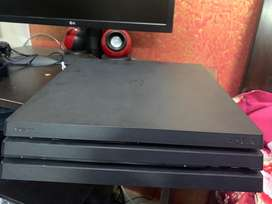 Ps4 pro good condition