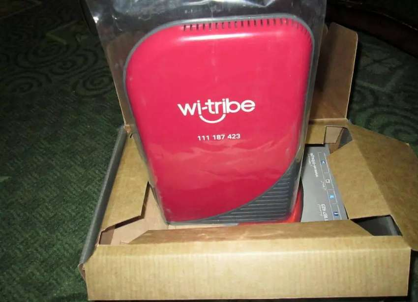 Witribe 3g (1480 monthly) 0
