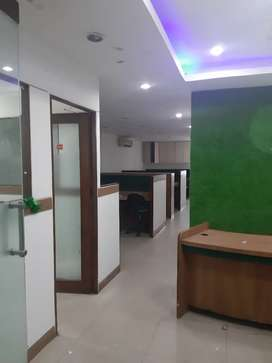 Office space ferozgandhi market fully furnished