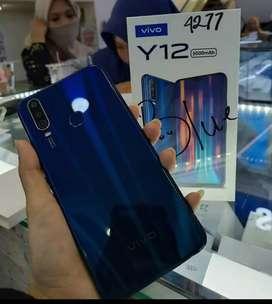 Vivo y12 3/32 garansi resmi vivo jual cepet banyak pilihan warna