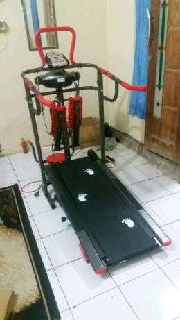 best wonder limited edition full black treadmill 7+f