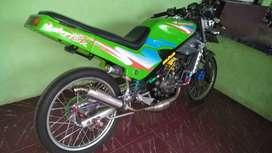 NINJA R hijau Kips