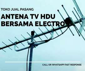 Terima toko pasang sinyal antena tv terpercaya
