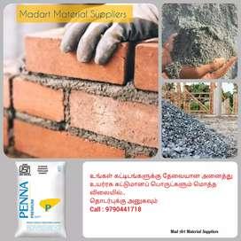 Madart Material Suppliers