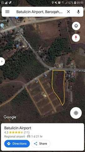 Jual Tanah Jl Transmigrasi Batulicin