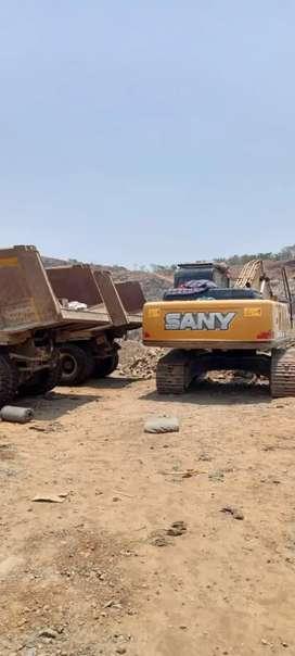 Excavator operator chahiye