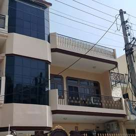 2 BHK semi furnished first floor