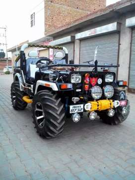 Sidhu motors all type modified Jeep and Gypsy