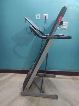 Treadmill makes you happy