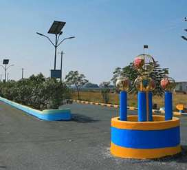 HMDA Approved Open plots for sale at Maheswaram , near MY Home Smart D