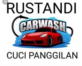 Menerima Jasa cuci mobil & motor area Bandung
