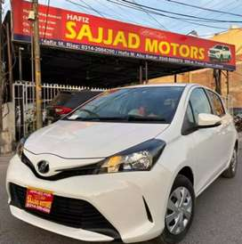 Toyota Vitz Safety Package 1.0 F Fresh Import 2020