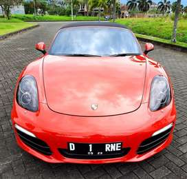 Porsche Boxster 2.7 PDK 2013 AT Full Option Oddo low