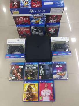 Ps4 Console in excellent Condition for sale available