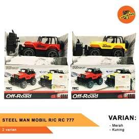 STEEL MAN MOBIL R/C RC 777- Mainan mobil radio control
