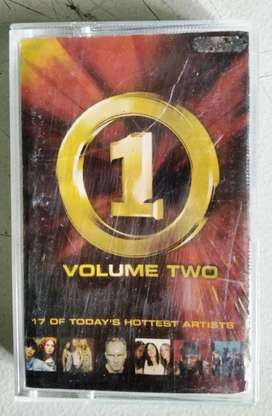 "Kaset 1 Volume Two ""17 Of Today's Hottest Artists"""