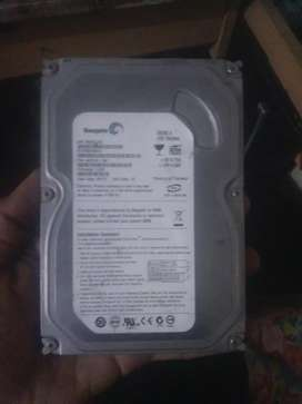 Hard disks very nice