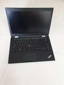Refurbished  Lenovo  thinkpad x1 carbon i7 6th 8GB 256gb m.2 ssd lap