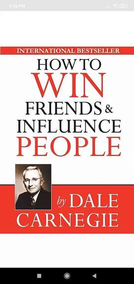 Book Sale- How To Win Friends And Influence People