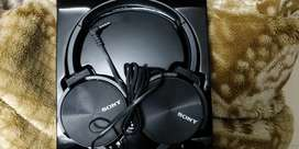 New sony headphone