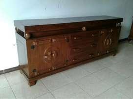 Bufet meja tv klasik furniture.