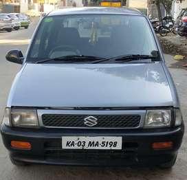 Maruti Suzuki Zen LXi BS-III, 2001, Petrol